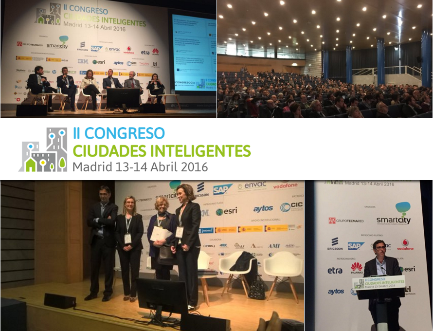 Madrid hosts the Smart Cities National Congress