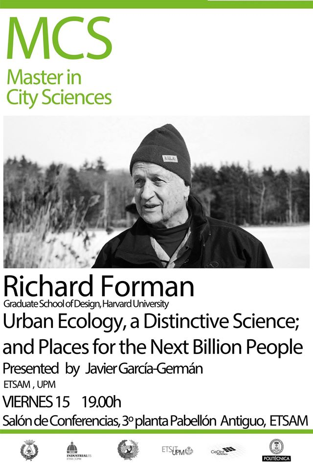 Richard Forman Open Lecture