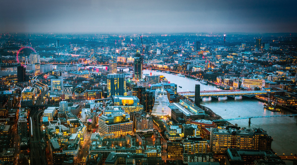 London, the Global Smart City