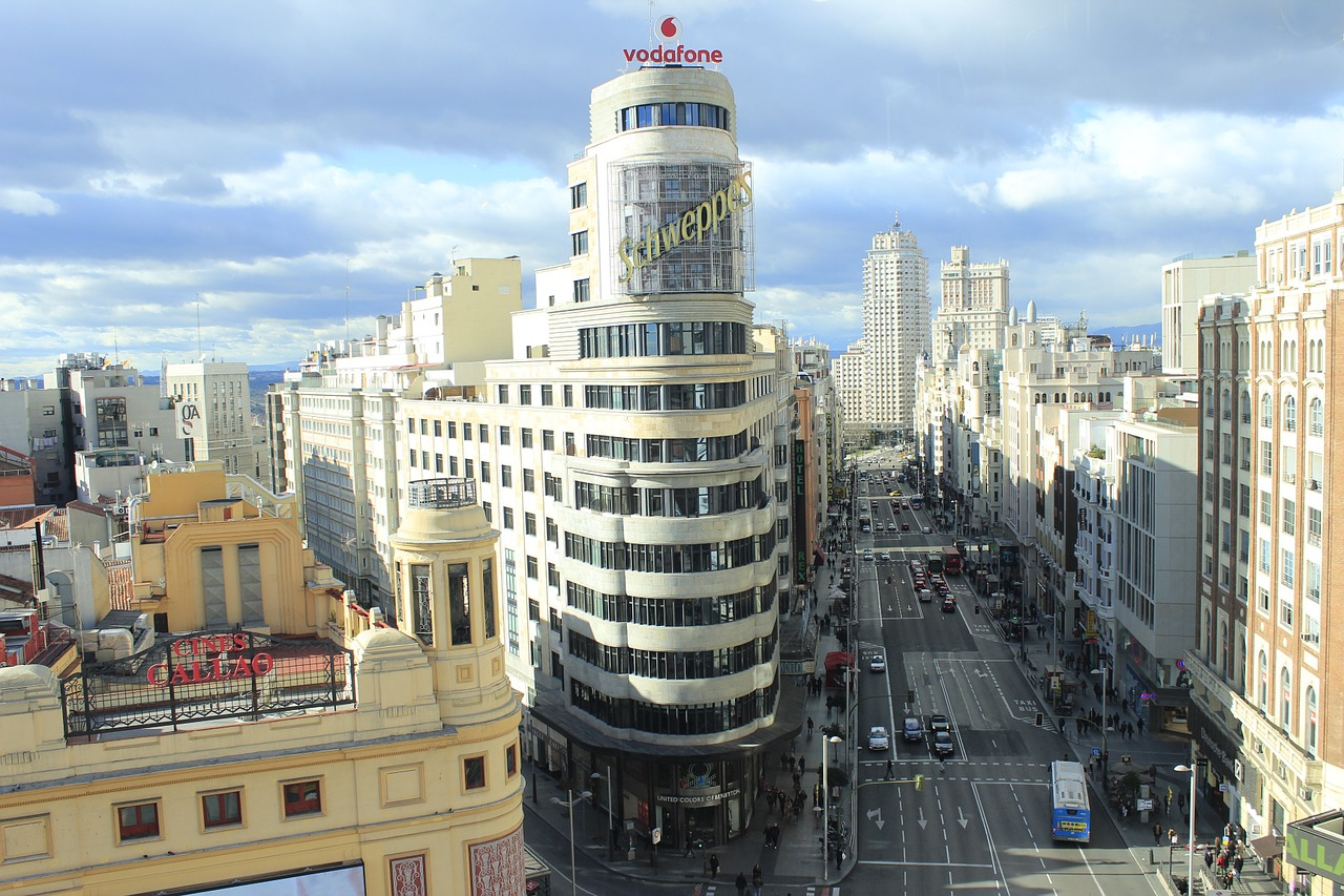Madrid, In the Way of Smart Cities