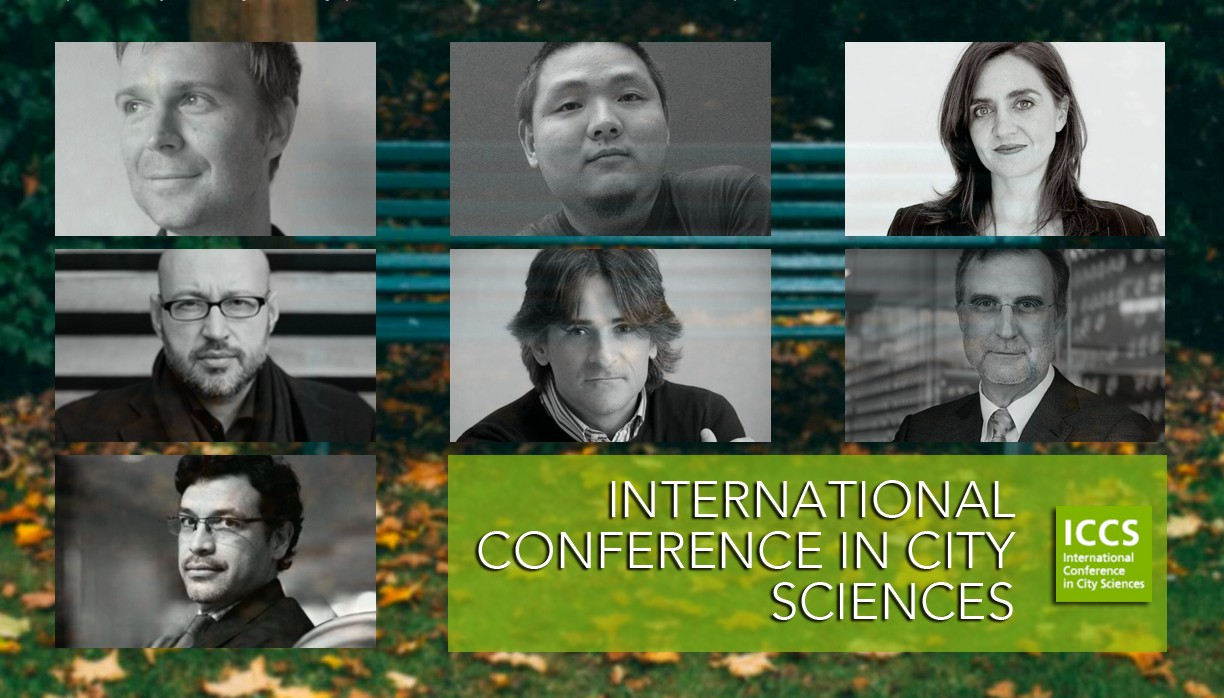 Xiangnin Lin, Jariego and Bettencourt, confirmed for the International Conference on City Sciences: